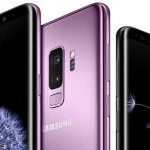 Samsung Galaxy S9 and S9 feature