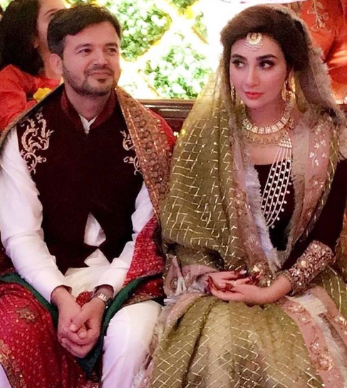ayesha and her husbend