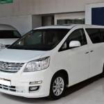 Joy Loang New Car