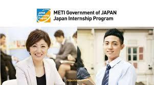Japan Internship Program 2018 by METI Government