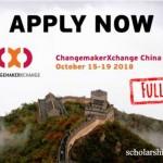 Ashoka ChangemakerXchange Youth Program