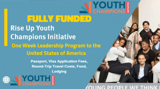 Rise Up Youth Champion Initiative
