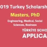 Turkey Scholarship 2019