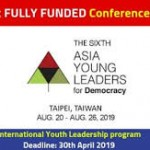 6th Asia Young Leaders Program 2019