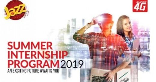 Jazz Summer Internship 2019
