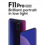 Oppo F11 Pro Launches in Pakistan with 48 MP Camera