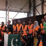 Pakistan First Position Drone Making International Competition