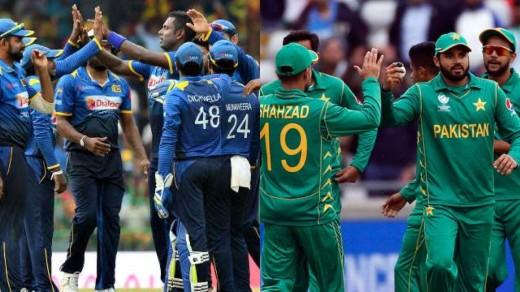 Team Sri lanka Pakistan