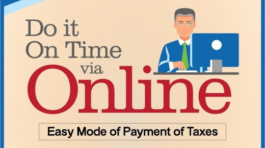 Easy Mode of Payment of Taxes