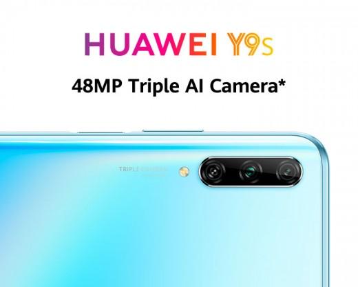 Real Camera Performance with 48 Megapixel triple Al camera