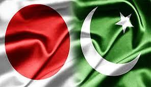 pakistan & japan