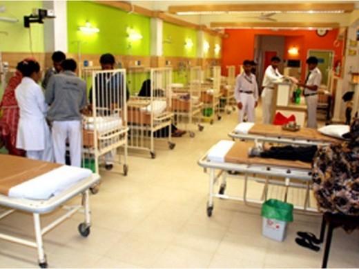Health Risk Bonus for Medical Staff