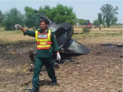 Crashed Plane shakraparian