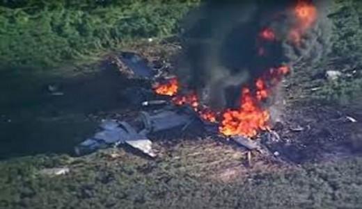 Plane Crashed in Islamabad