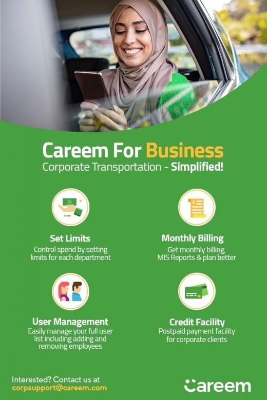 Careem for Business (C4B)